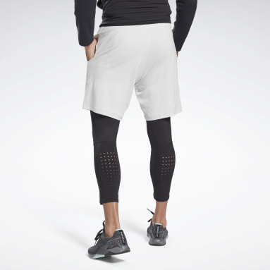 Mænd Trail Running Grey United By Fitness MyoKnit Seamless Shorts