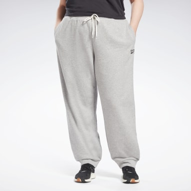 Women Fitness & Training Reebok Identity French Terry Joggers (Plus Size)