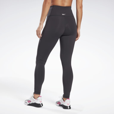 Calzas Lux High-Rise Negro Mujer Fitness & Training