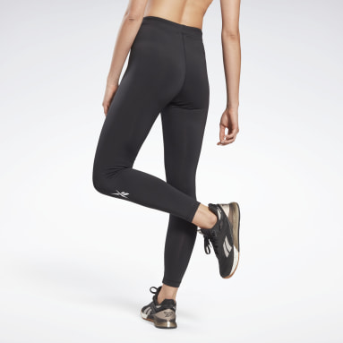 Women Training Black MYT High Rise Leggings