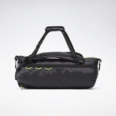 Sac de sport convertible Tech Style Noir Outdoor
