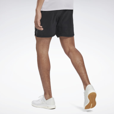 Short Running Essentials noir Hommes Course