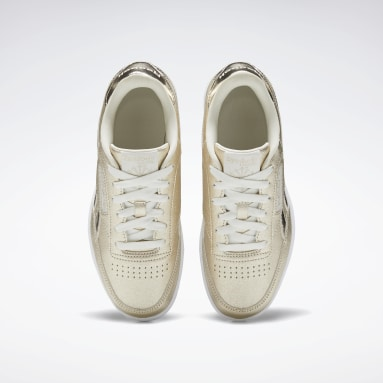 Girls Classics Gold Club C Revenge Shoes - Grade School