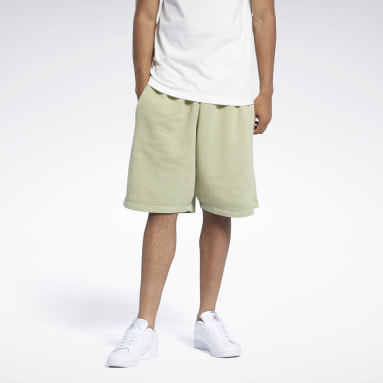 Men Classics Reebok Classics Natural Dye Shorts