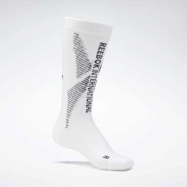 TECH STYLE ENG CREW SOCK Blanco Fitness & Training