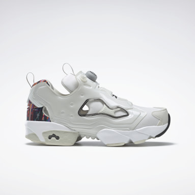 Classics Grey Instapump Fury OG Shoes