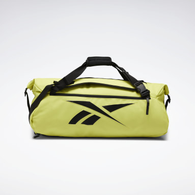 Pilates Green Active Enhanced Convertible Grip Bag