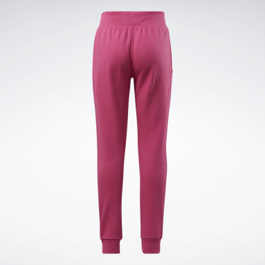 Pantalon de jogging Reebok Outline Rose Girls Fitness & Training