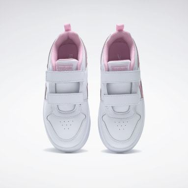 Girls Classics White Reebok Royal Prime 2 Shoes