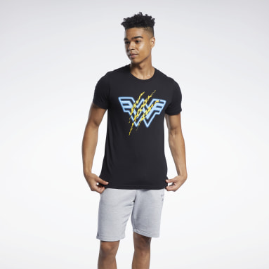 Training Multi Wonder Woman Claws Tee