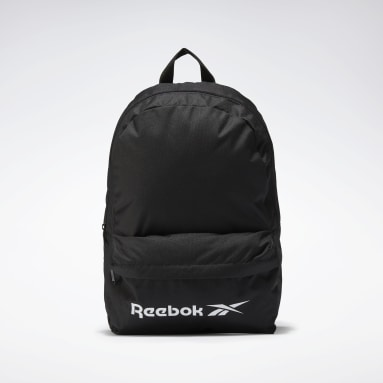 Outdoor Active Core Large Logo Backpack Schwarz
