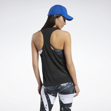 Dam Cykel Svart Workout Ready Supremium Tank Top