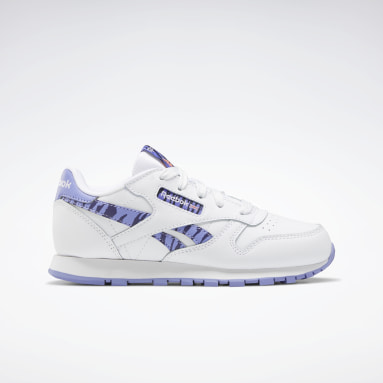 Børn Classics White Classic Leather Shoes