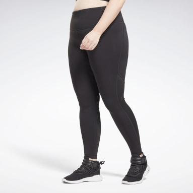 Women Studio Black Beyond The Sweat Leggings (Plus Size)