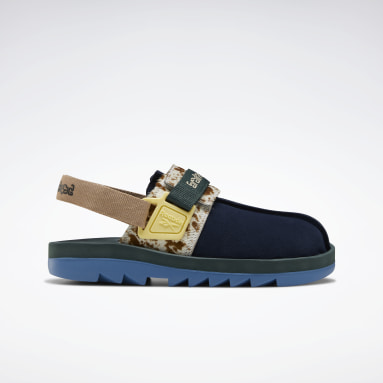 Brain Dead Beatnik Sandals Blue Classics