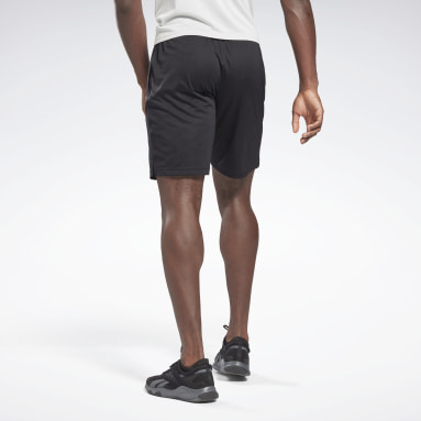 Männer Yoga Workout Ready Activchill Shorts Schwarz