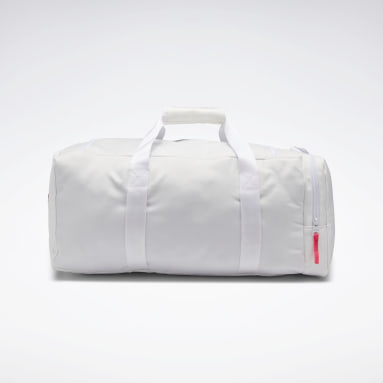 Classics White Wonder Woman Duffel Bag