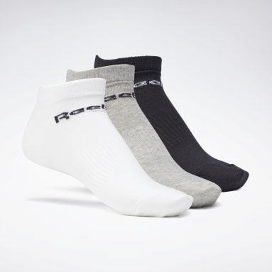 ACT CORE LOW CUT SOCK 3P Gris Fitness & Training
