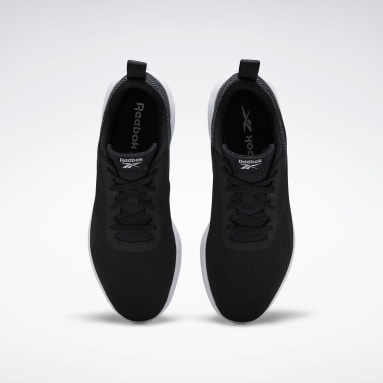 Men Walking Black Reebok PennyMoon Shoes