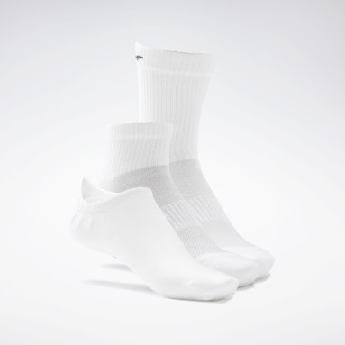 TE ALL PURPOSE SOCK 3P Blanco Fitness & Training