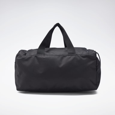Fitness & Training Black Active Core Grip Duffel Bag Small