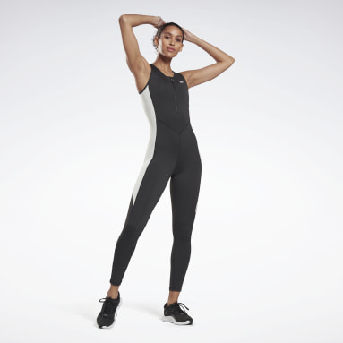 Women Studio Black Studio Bodysuit - High Intensity