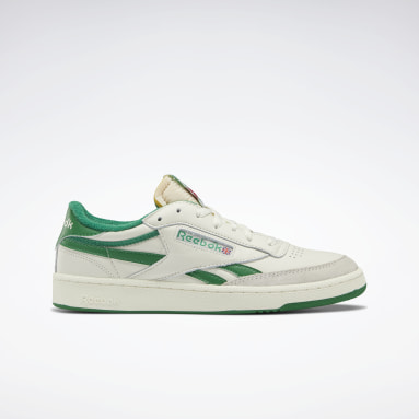 Classics White Club C Revenge Vintage Shoes