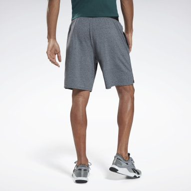 Short Activchill + Cotton Noir Hommes Fitness & Training