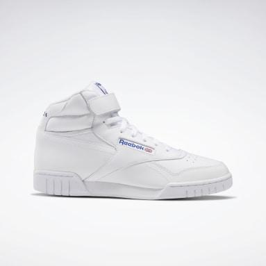 Men Classics White EX-O-FIT HI