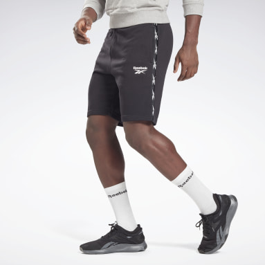 Short avec bandes Training Essentials Noir Hommes Fitness & Training