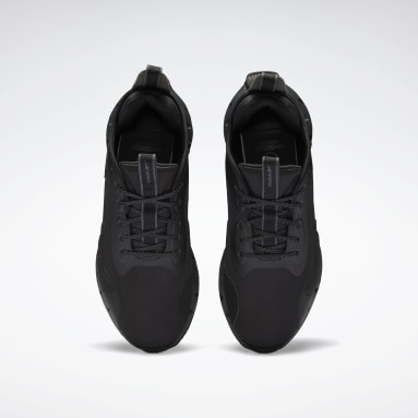 Men Running Black Zig Dynamica Men's Shoes