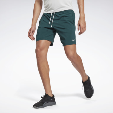 WOR WOVEN SHORT Verde Hombre Fitness & Training