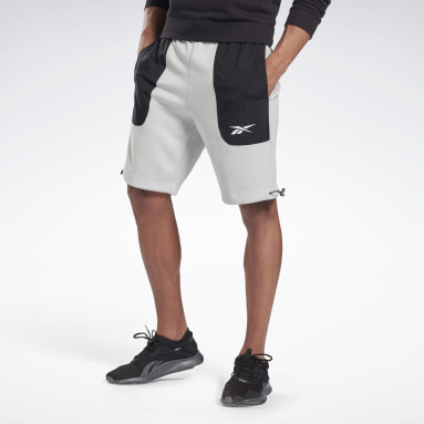 Men Training Grey MYT Shorts