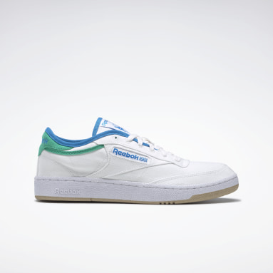 Classics White Club C Grow Shoes