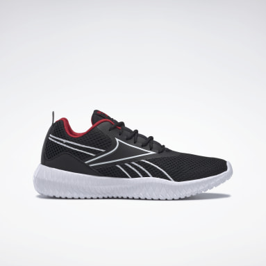 Kids City Outdoor Black Reebok Flexagon Energy Shoes