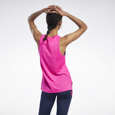 Women Training Pink SmartVent Tank Top