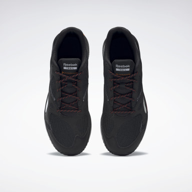 Men Running Black Lavante Terrain Men's Running Shoes
