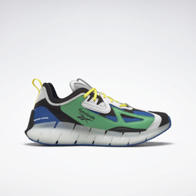 Cross Training Green Angus Chiang Zig Kinetica Concept_Type2 Shoes