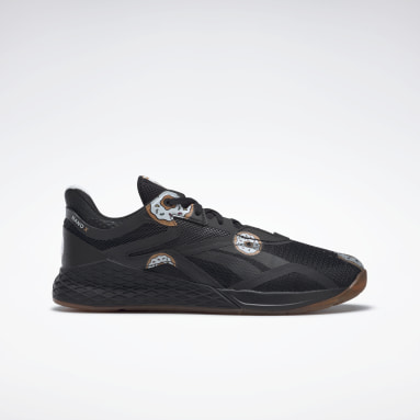 Fitness & Training Black Nano X Shoes
