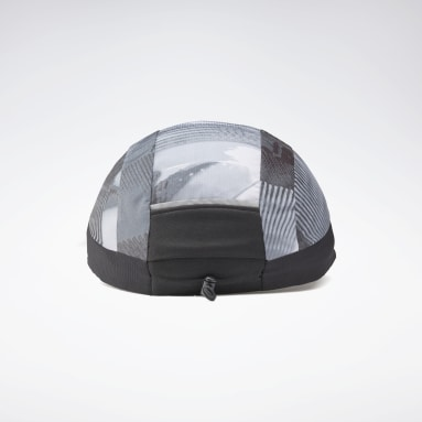 Gorra One Series Running Perforated Negro Running