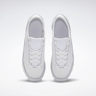 Women Classics White AZ Princess Shoes