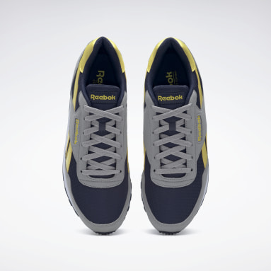 Classics Blue Reebok Rewind Run Shoes