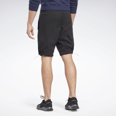 Men Training Black MYT Shorts