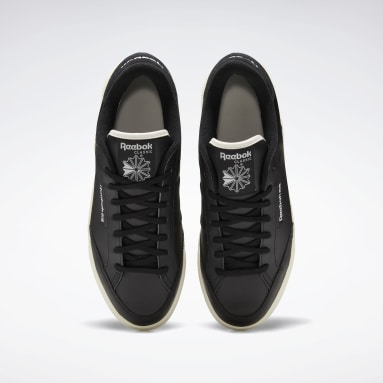 Classics Black Ad Court Shoes