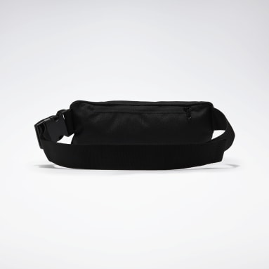 Studio Workout Ready Waist Bag Schwarz