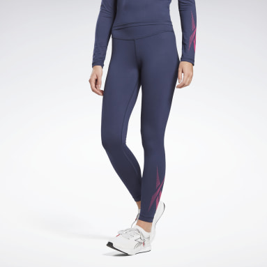 Women Hiking Blue Thermowarm Touch Base Layer Bottoms