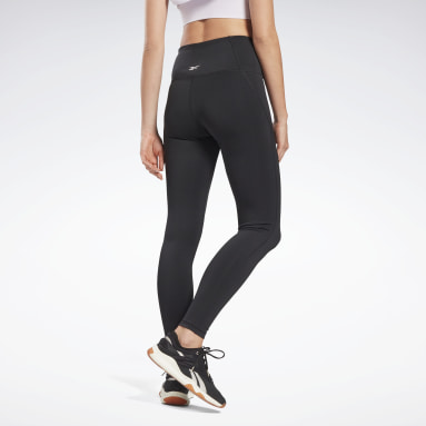 Licras Workout Ready Pant Program Corte Alto Negro Mujer Fitness & Training