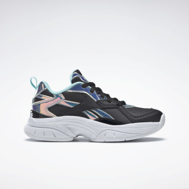 Reebok Xeona Noir Girls City Outdoor