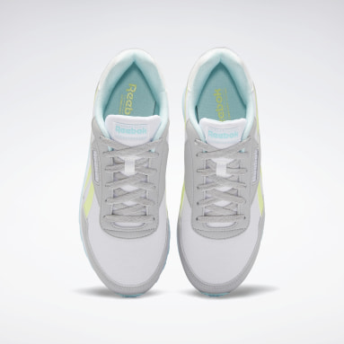 Women Classics White Reebok Rewind Run Shoes