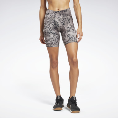 Women Studio Modern Safari Bike Shorts